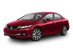 2015 Honda Civic-Sedan