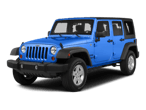 2015 Jeep Wrangler-Unlimited